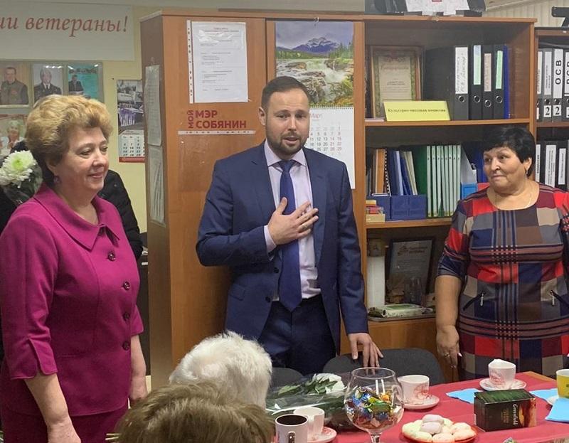 Дмитрий Соколов, поздравление, Международный женский день,