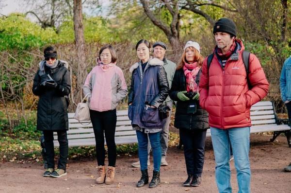 Парк Горького, бесплатные экскурсии, онлайн-экскурсии, Артем Голбин, достпримечательности 4