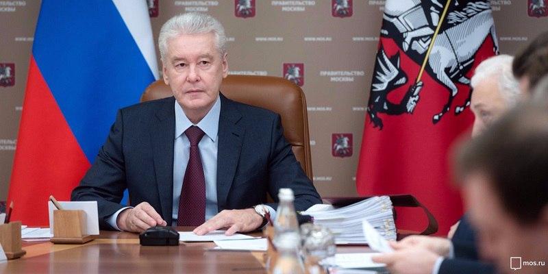 коронавирус, москва, Сергей Собянин
