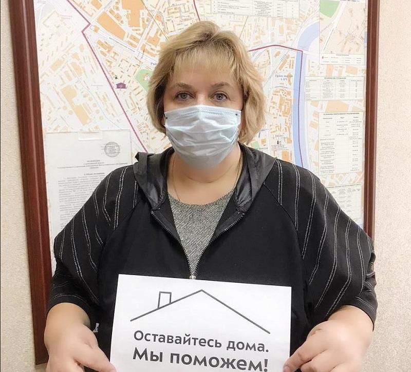 Галина Зайковская, ТЦСО «Коломенское», самоизоляция,