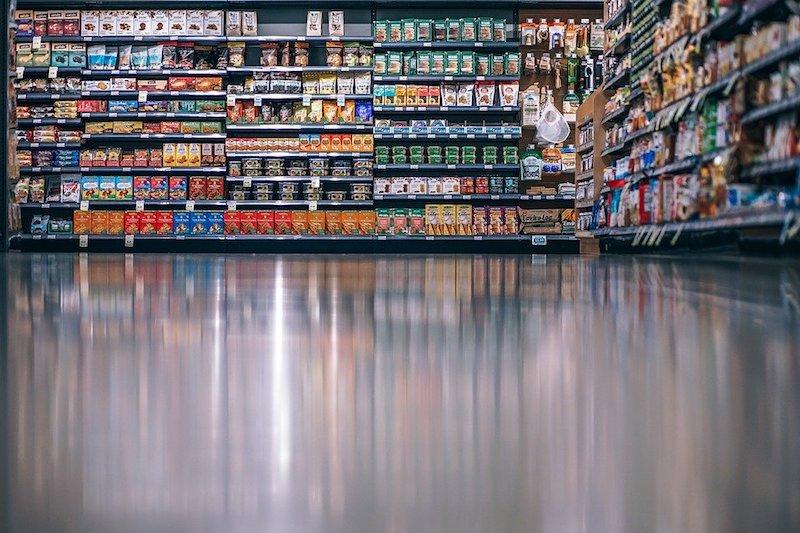 продукты, магазины, пропуск