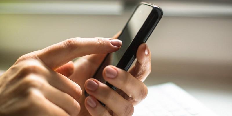 смартфон приложение телефон онлайн