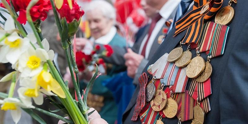 ветераны 9 мая великая отечественная войн медали