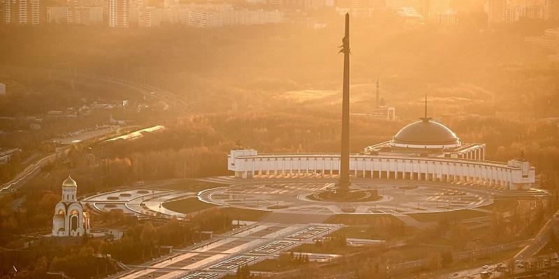 музей поклонная гора праздник москва мос ру