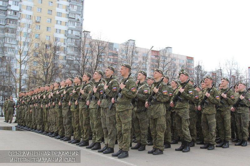 армия призыв