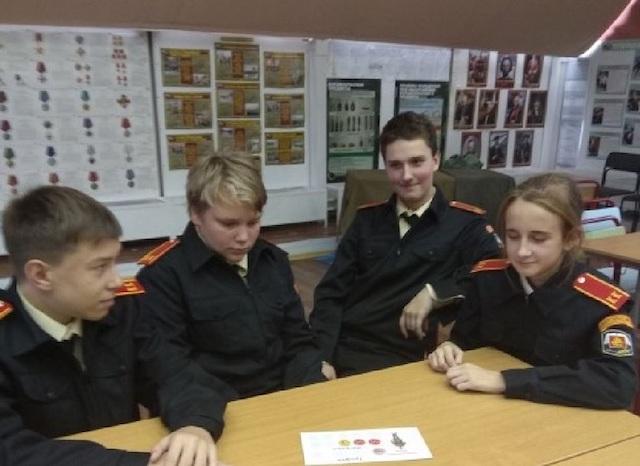 ДонНовость школа 630 великая отечественная война ученики