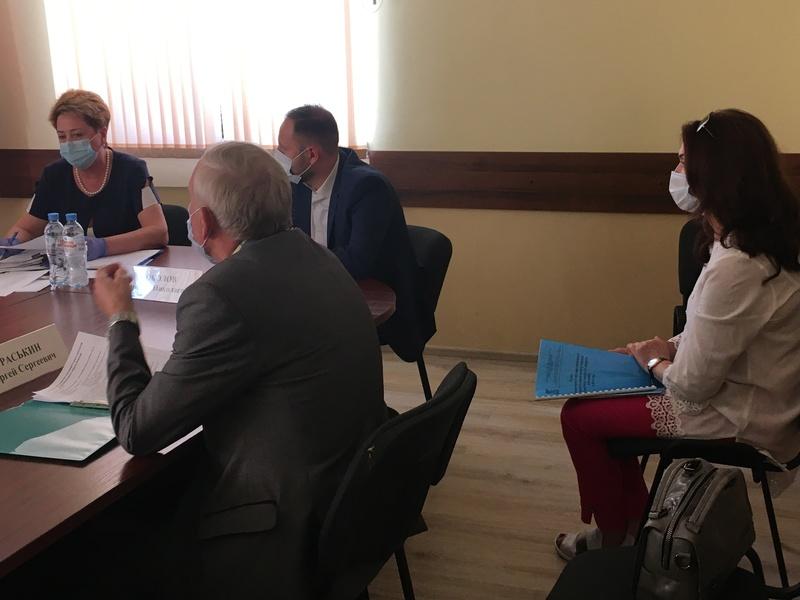 ДонНовость заседание совета депутатов