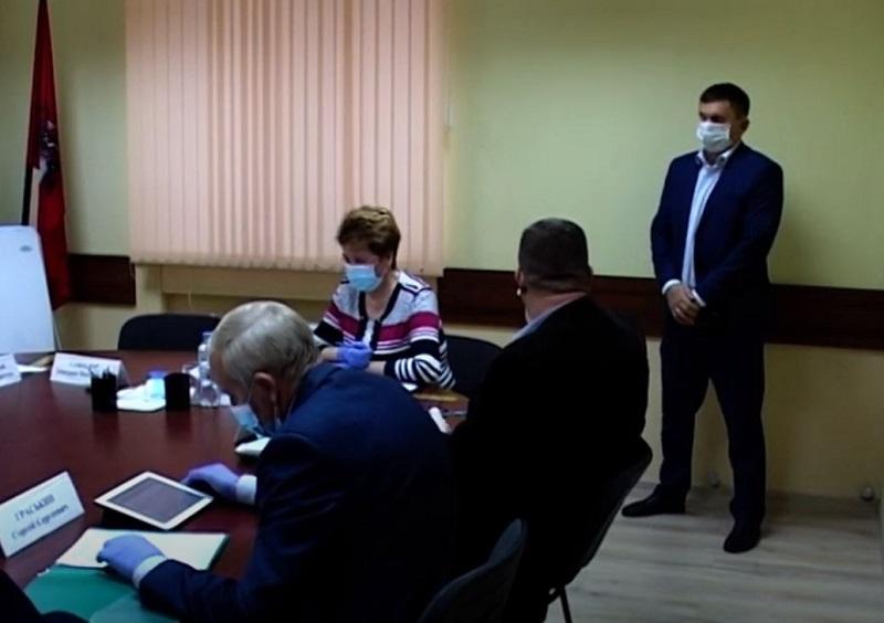 ДонЗаседание совета депутатов