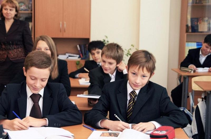 ДонНовость школьники обучение