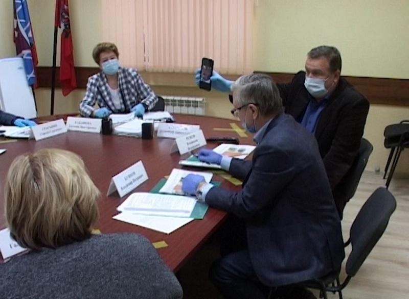 заседание совета депутатов 11