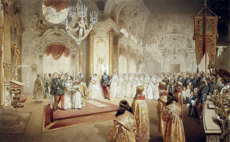 свадьба-картина-вики