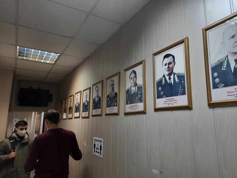 военный комиссариат призывная комиссия 10
